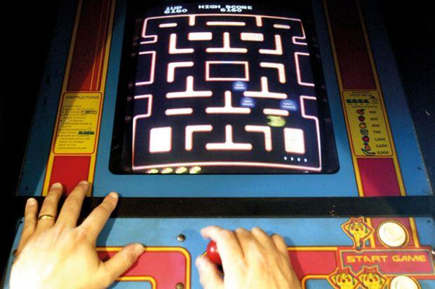 pacman-arcade