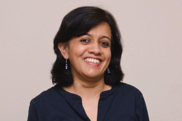 Parvati Raghuram, Open University