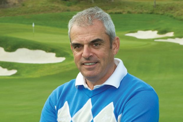 Paul McGinley, London Business School Leadership Institute
