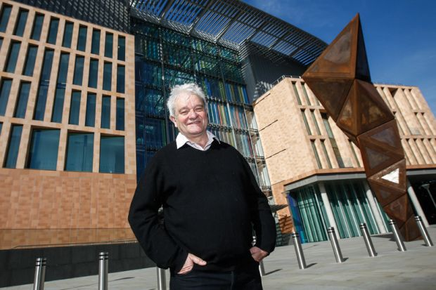 Paul Nurse, Francis Crick Institute