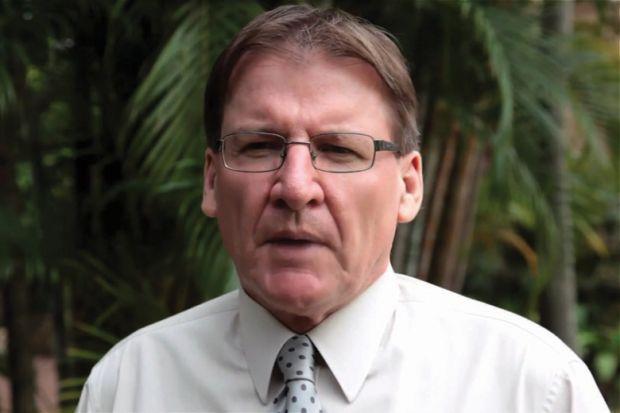 Peter Coaldrake, Queensland University of Technology