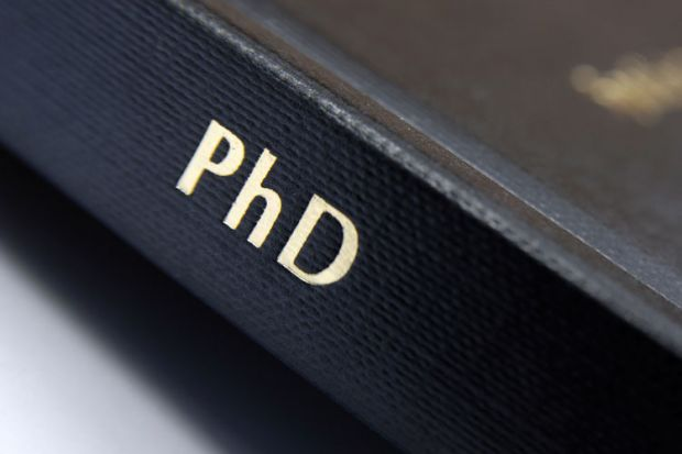 Doctorate by dissertation only