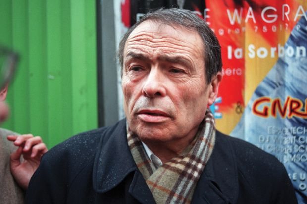 Pierre Bourdieu, Paris, France, 1998