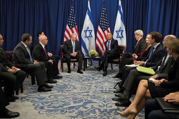 Netanhayu, Obama and other leaders