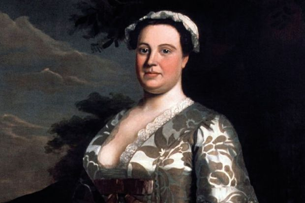 Portrait of Anne Shippen Willing