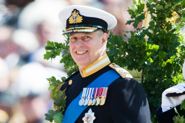 prince andrew duke of york huddersfield