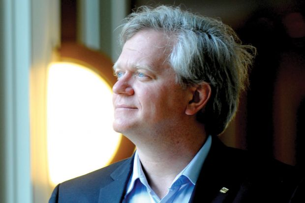 Professor Brian Schmidt, Australian National University (ANU)