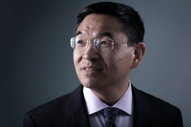Professor G.Q. Max Lu, University of Surrey