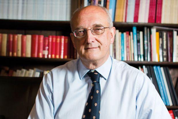 Professor Leszek Borysiewicz, vice-chancellor, University of Cambridge