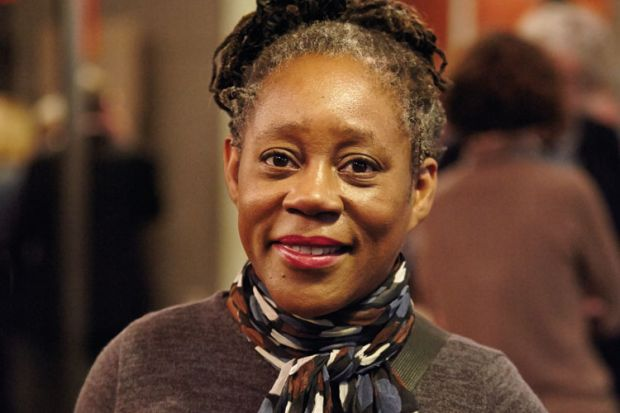 Professor Sonia Boyce, University of the Arts London