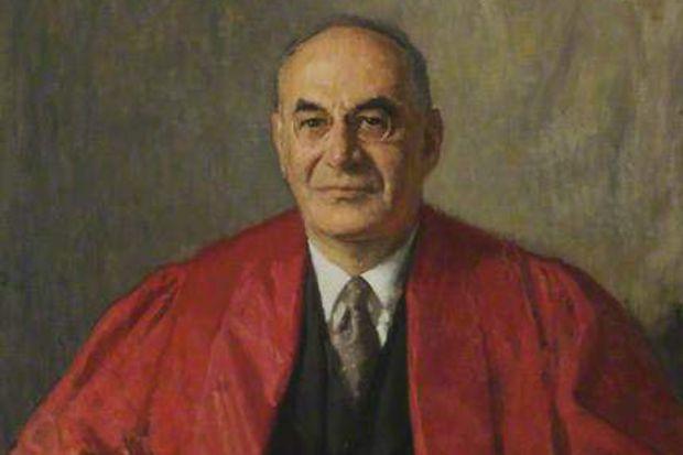 Professor Arthur Lehman Goodhart