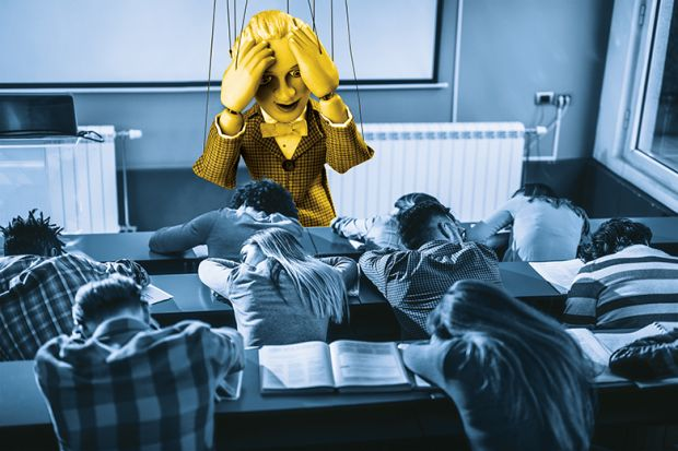 Pedagogy's ever-shifting gospel has nothing to teach working lecturers