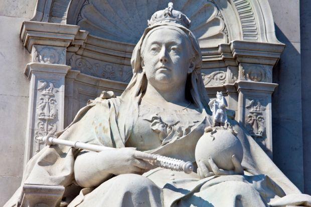 Queen Victoria, Victoria Memorial, London