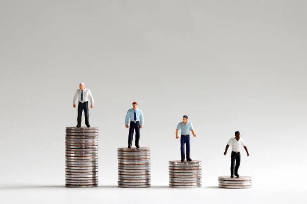 Racial pay gap