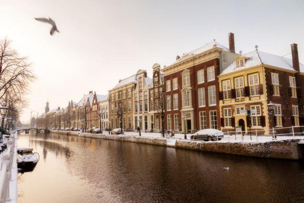Leiden University on Rapenburg Street