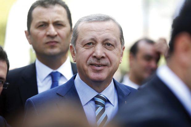 Recep Tayyip Erdoğan, President of Turkey