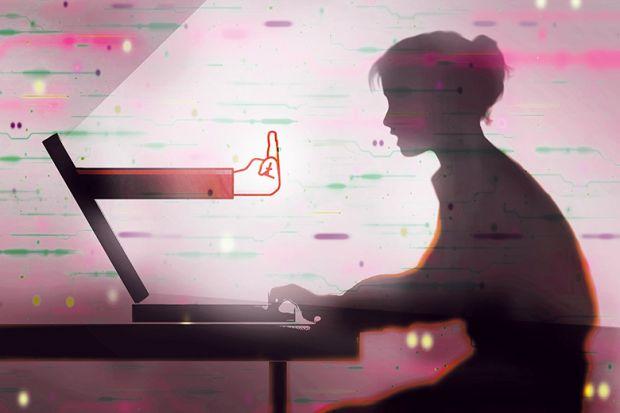 Middle finger online