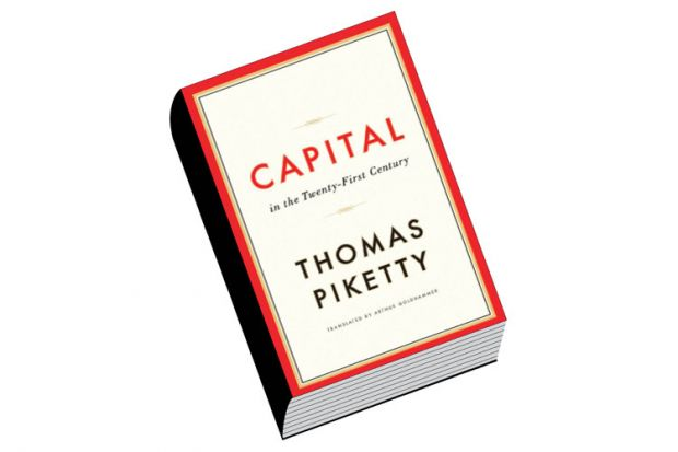 Review: Capital in the Twenty-First Century, by Thomas Piketty