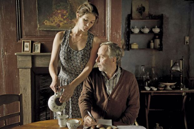 Review: Gemma Bovery, starring Gemma Arterton and Fabrice Luchini