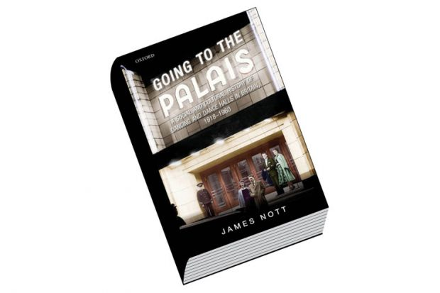 Review: Going to the Palais, by James Nott