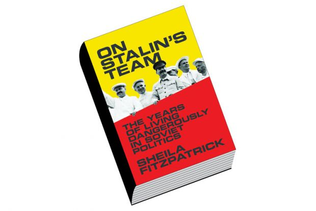 Review: On Stalin's Team, by Sheila Fitzpatrick