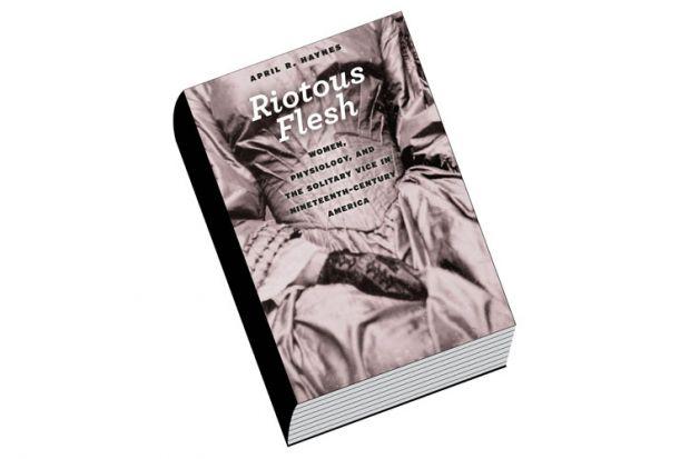 Review: Riotous Flesh, by April R. Haynes