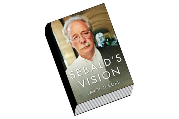 Review: Sebald's Vision, by Carol Jacobs