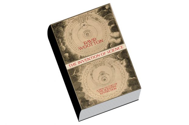 Review: The Invention of Science, by David Wootton