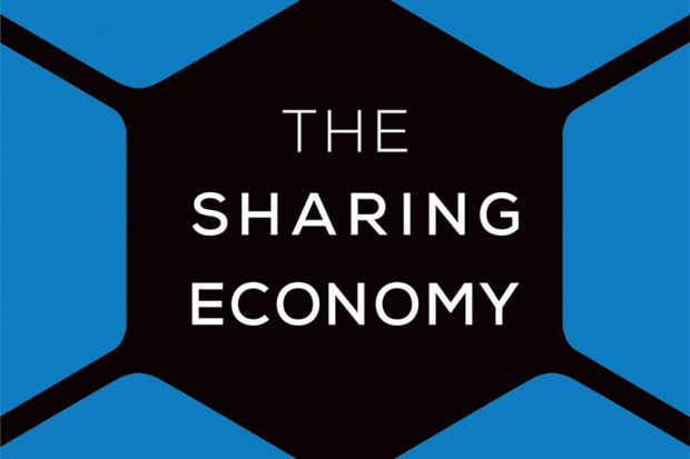 Review: The Sharing Economy, Arun Sundararajan, MIT Press