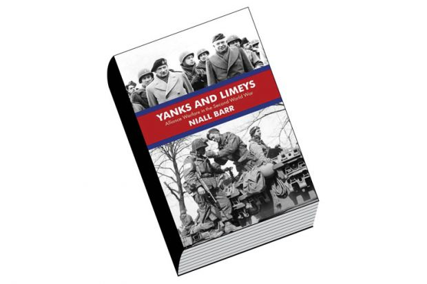 Review: Yanks and Limeys, by Niall Barr
