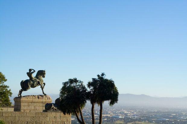 Cecil Rhodes memorial, Cape Town