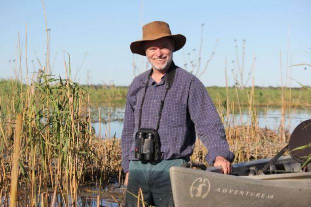 Richard Kingsford river ecologist UNSW Sydney