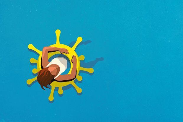 coronavirus pool ring