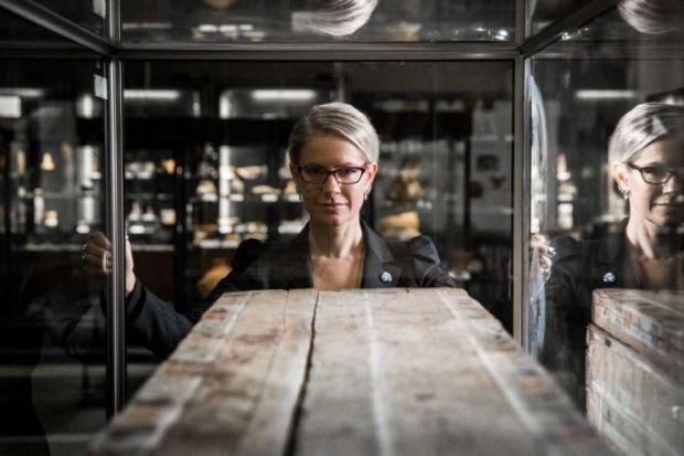 Macquarie University bioarchaeologist Ronika Power