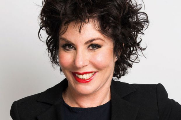Ruby Wax interview, University of Surrey