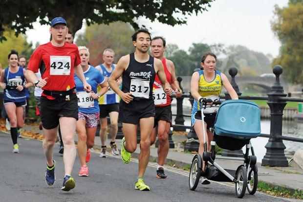 runners-pram