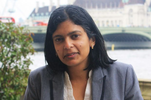 Rupa Huq, Kingston University, MP for Ealing, London