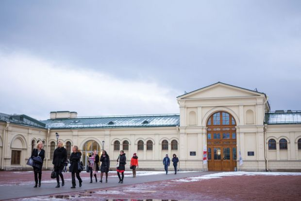 Saint Petersburg State University Graduate School of Management (GSOM) students