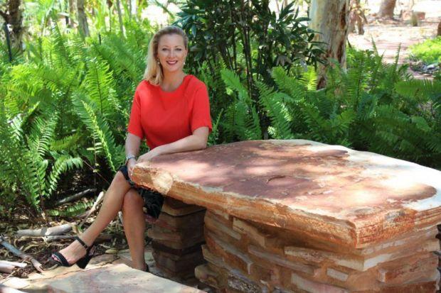 Sarah Cordiner, Broome campus director, University of Notre Dame Australia