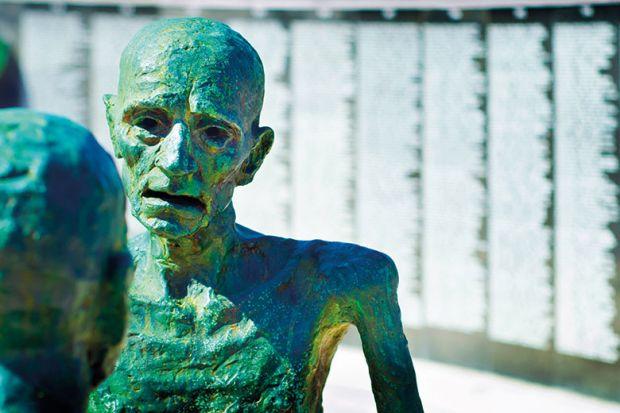 Holocaust memorial, Miami Beach, Florida