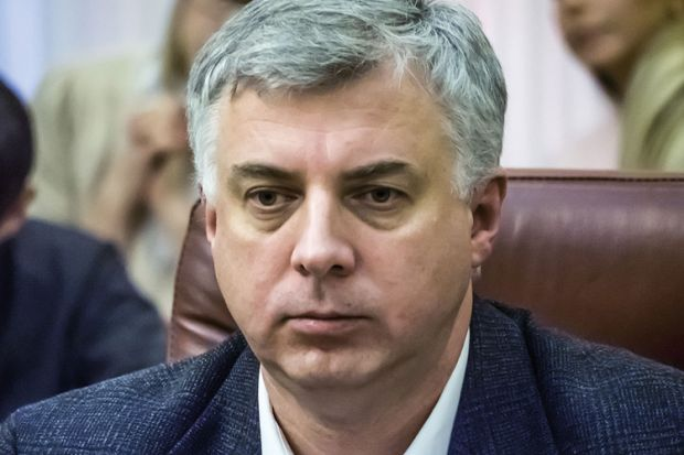 Serhiy Kvit, Minister of Education and Science, Ukraine