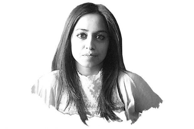 Shahidha Bari columnist illustration
