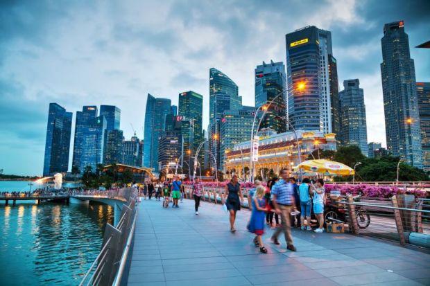 suvenir singapura