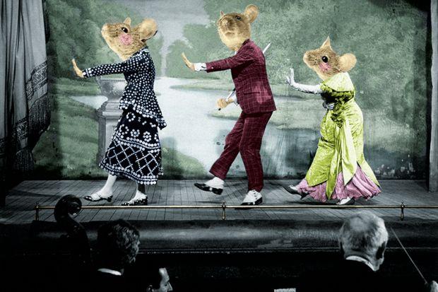Singing mice