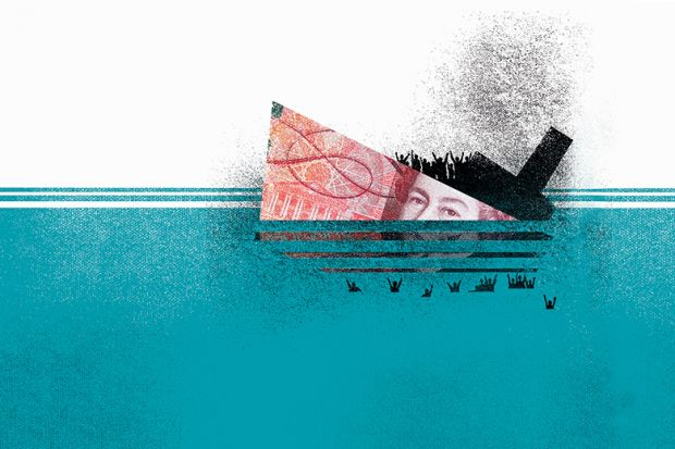 Sinking money sunk costs
