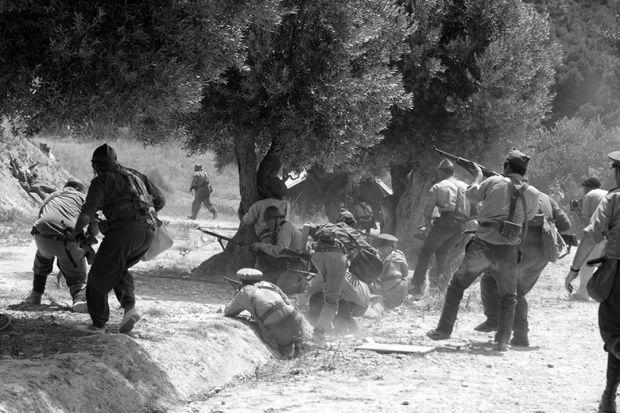 Spanish Civil War