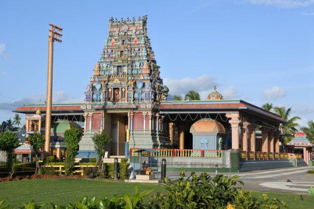 Sri Siva Subramaniya temple in Nadi, Fiji