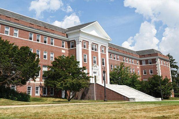 St John's University campus building