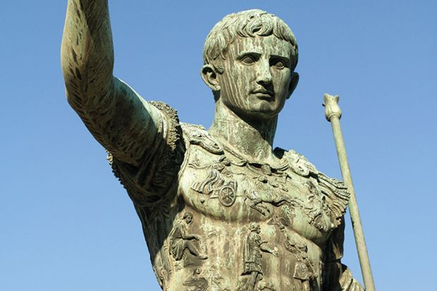 universities under the reign of caesar the comment