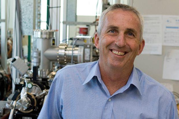 Stephen Buckman, Australian National University (ANU), Australian Research Council (ARC)